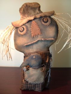 PriMitiVe ScareCrow BlueMooNBegiNNiNgs
