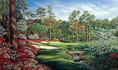 Grateful for Amen Corner #TheMasters #golf