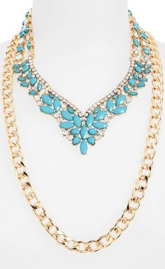 pretty floral rhinestone necklace http://rstyle.me/n/jngs9r9te