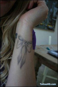 Wrist Tattoo # 139