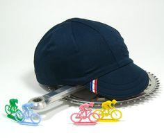 La Francaise Cycling Cap.