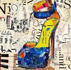 Nancy Standlee Art Blog