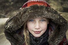 Beatrice Heydiri for Collezioni Magazine for winter 2012 children's fashion
