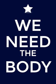 We need the Bod of Christ! Seeing a Vision of the Body of Christ and Realizing our Great Need for the Body - via www.agodman.com