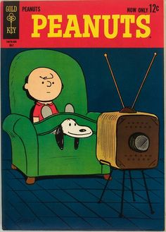 Peanuts ~ Charlie Brown and Snoopy