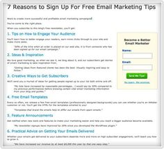 JohnChow.com-How to Quadruple Your Email Opt In Rate