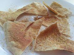 Trim Healthy Mama Doritos!! Use Joseph's Pitas and Whole New Mom's Dorito Popcorn Seasoning!   http://wholenewmom.com/recipes/dorito-flavored-popcorn-dairy-free/