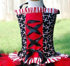 Corset for girls costumes