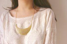 Crescent Colgantes / Necklaces