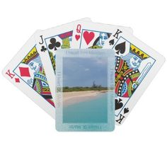 very exciting to be able to create a deck of playing cards using a favorite photo for clients' honeymoon memories...$23.00