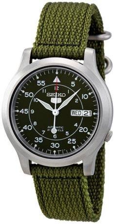 seiko 5 field watch