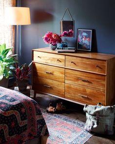 mid-century Dresser from west elm