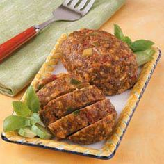 Mexican Meat Loaves