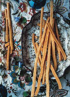 Cheese Straws Recipe  | Epicurious.com