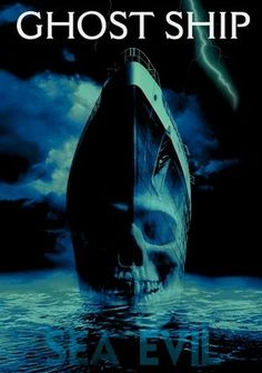 Ghost Ship (2002) Dispatched to recover a long-lost passenger ship found floating lifeless on the Bering Sea, the crew of the Arctic Warrior_; salvage tug soon becomes trapped inside the mysterious vessel -- which they quickly realize is far from abandoned. But just who -- or what -- is on board remains to be seen. Gabriel Byrne, Isaiah Washington and Julianna Margulies lead the cast in this high-seas horror film directed by Steve Beck.