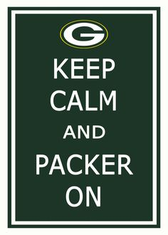 Go Green Bay Packers !