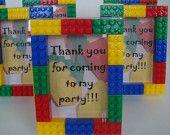 LEGO frame
