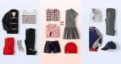 Tons of fashion inspiration for kids, Paris-style.