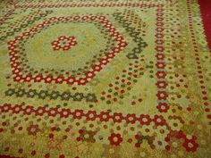 sashiko and other stitching: Visit to St Fagans - part 2