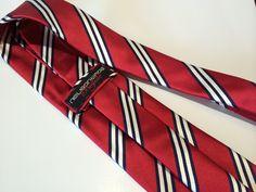 Custom handsewn necktie from NELSON WADE in Scottsdale.