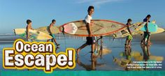 Here are some great photos and video from a Compassion center in Brazil where sponsored kids get to learn to surf.