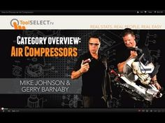 ▶ How to Choose an Air Compressor - YouTube
