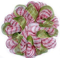 Poly Mesh Wreath Tutorial