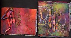 book wrap, book covers, alter book, fabric books