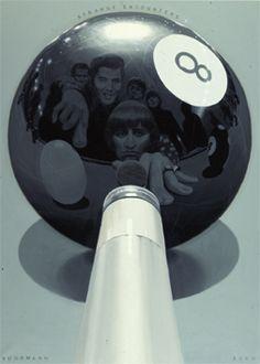 Elvis and Beatles Pool Ball. #elvis #beatles #pool #billiards www.designerbilliards.co.uk