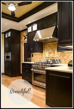 Our professional team can help you achieve the kitchen of your dreams!  Call Jim to get your project started at 865-755-5142! www.kitcheninnovations.biz