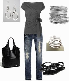 Get Inspired by Fashion: Casual Outfits | Love This!