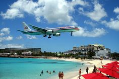 vacation spots, beaches, princess, beach bars, airports, sunset beach, place, sint maarten, island