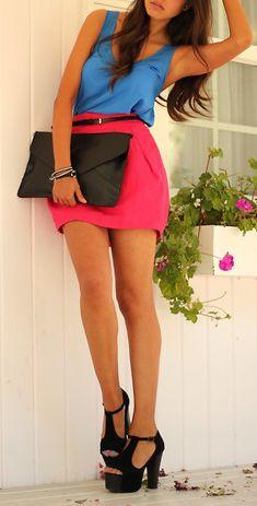 summeri color, shoe