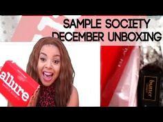 Sample Society Unbox