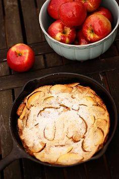 Apple German Pancake Recipe
