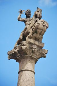 Jupiter column reproduction at Ladenburg