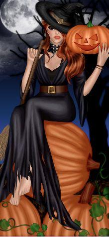 witch | Diva Chix