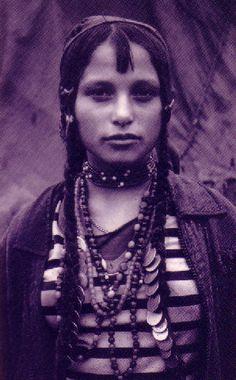 Romani woman