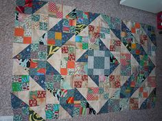 buckeye beauty tutorial via patchwork roma.  grazie tulip