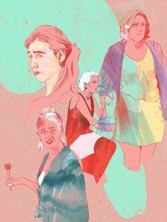 The GIRLS by Lauren Rymer