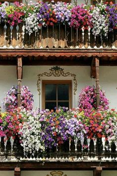 A must have for next summer: Summer style balcony