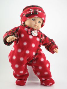 Baby doll clothes by DolliciousClothes