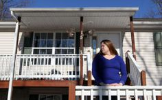 Widowed mom of 2 young children gets help holding onto home.    We're proud of the small part we played in helping this family.    Tucker Griffin Barnes http://www.TGBLaw.com