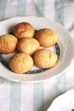Condensed Milk Cookies - need to try this