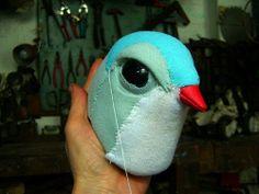 etsy - amazing puppet sculptures