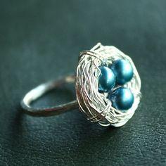 anillo nido