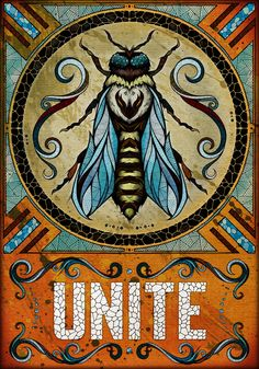 Book of Shadows:  Alive Poster Series ~ Unite.