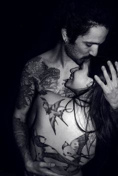 Beautiful. I wanna take a picture like this with my other half.