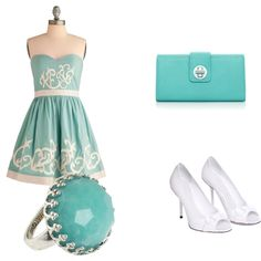 fashion, style, cloth, color, disney princesses, dresses, outfit, the dress, baby blues