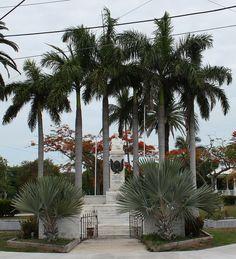 Key West, Florida: José Martí Statue